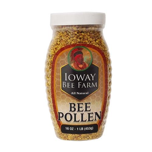 Bee Pollen Ioway Bee Farm
